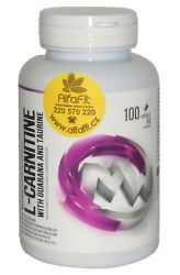 MAXXWIN L─Carnitine + Guarana + Taurine 100 capsules