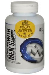 MAXXWIN Men´s Carnitine with Arginine 60 kapslí