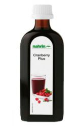 Nahrin Cranberry Plus 250 ml