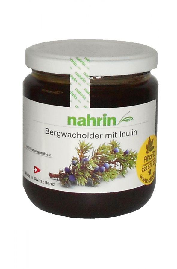 nahrin Horský jalovec s inulinem 500 g
