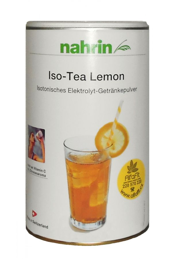 nahrin Iso-Tea Lemon 750 g