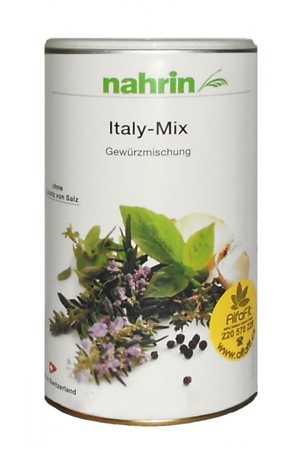 nahrin Italy-Mix 130 g