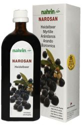 nahrin Narosan Blueberry 500 ml