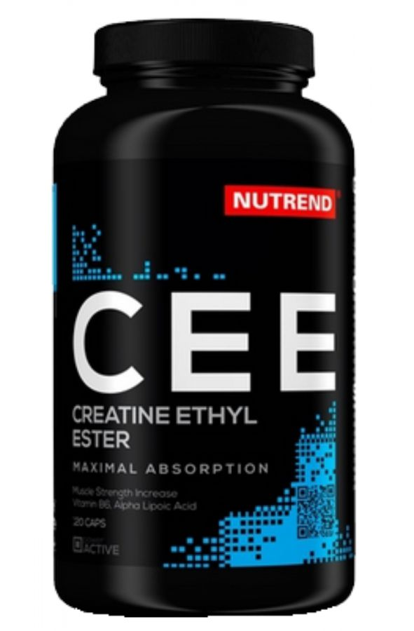 Nutrend Creatine Ethyl Ester (CEE) 120 kapslí