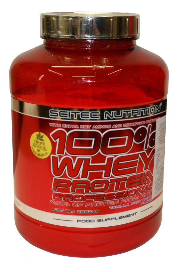 SCITEC 100% Whey professional protein 2350 g