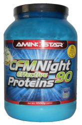 Aminostar CFM Night Effective Proteins 1000 g