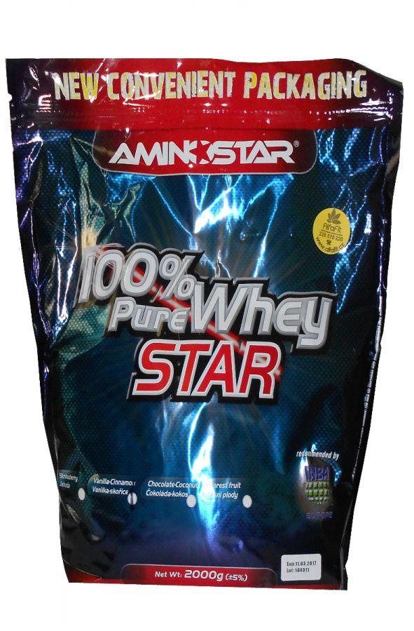 AMINOSTAR - 100% Pure Whey Star