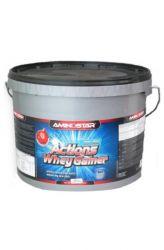 Aminostar Actions Whey Gainer 7000 g příchuť vanilka