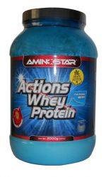 Aminostar Actions Whey Protein 65 - 2000 g
