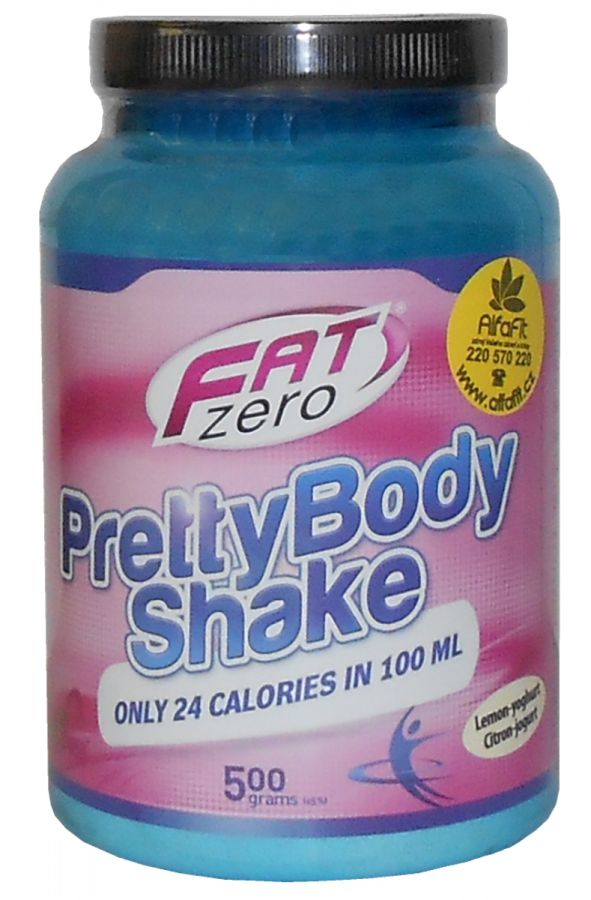 Aminostar FatZero Pretty Body Shake 500 g