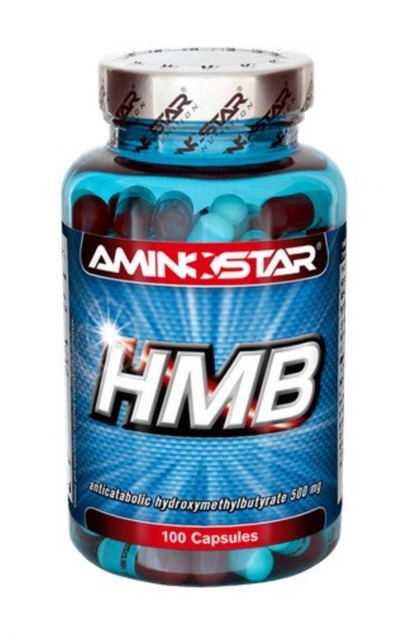 Aminostar HMB 500 - 100 kapslí