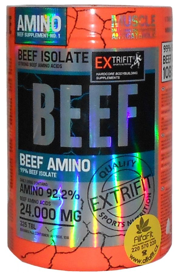 Extrifit Beef Amino Hydro 4000 - 325 tablet