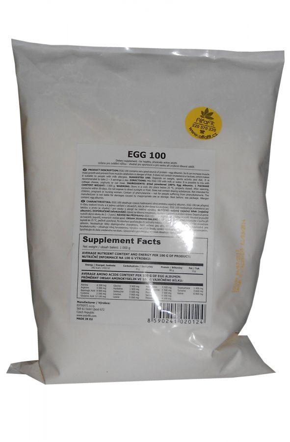 Extrifit Egg 100 - 1000 g