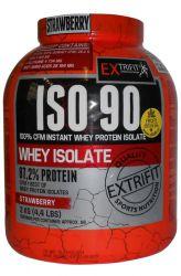 Extrifit ISO 90 CFM Instant Whey - 2000 g