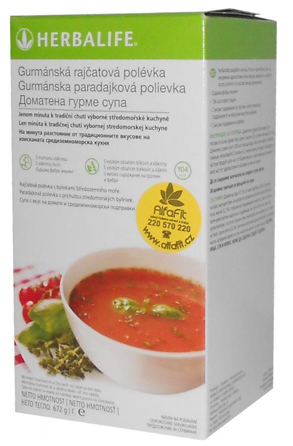 HERBALIFE - Gurmánská rajčatová polévka
