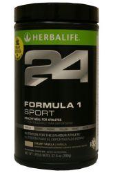 Herbalife H24 Formula 1 Sport 780 g - vanilka