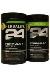 SET 2x Herbalife H24 Formule 1 Sport 780 g