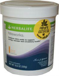 Herbalife Niteworks 300 g - příchuť orange & mango