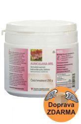 MRL Auricularia ─ Boltcovitka ucho Jidášovo ─ prášek 250 g + doprava ZDARMA