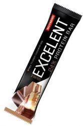 Nutrend Excelent Protein bar - čokoláda & nugát s brusinkami