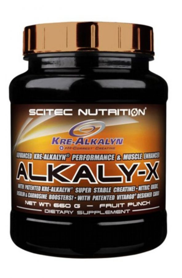 Scitec Alkaly-X 660 g