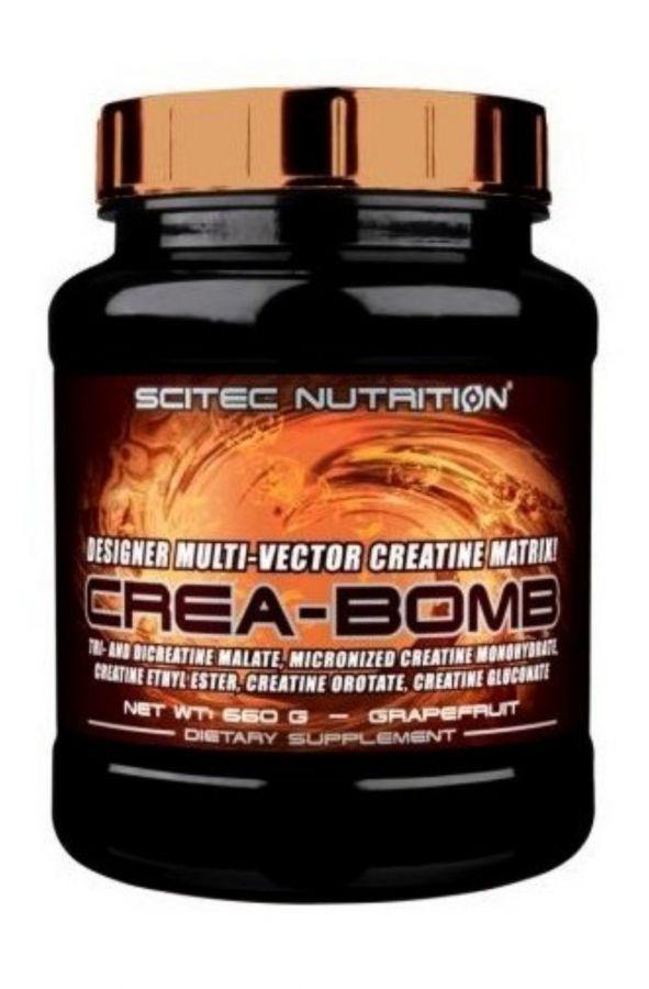 Scitec Crea-Bomb 660 g