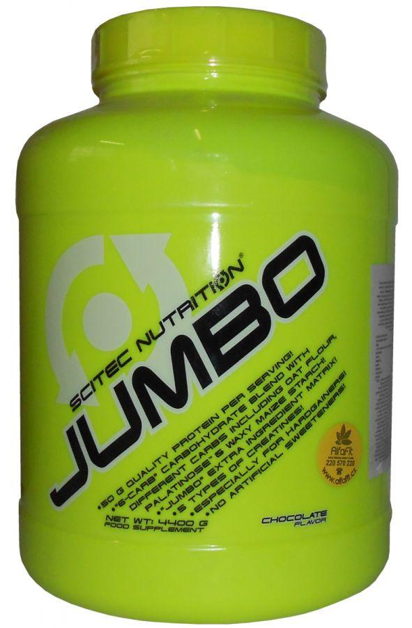 SCITEC - Jumbo (4400 g)