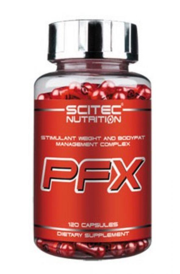 Scitec PFX 120 kapslí