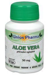 Unios Pharma Aloe Vera 50 mg ─ 60 kapslí