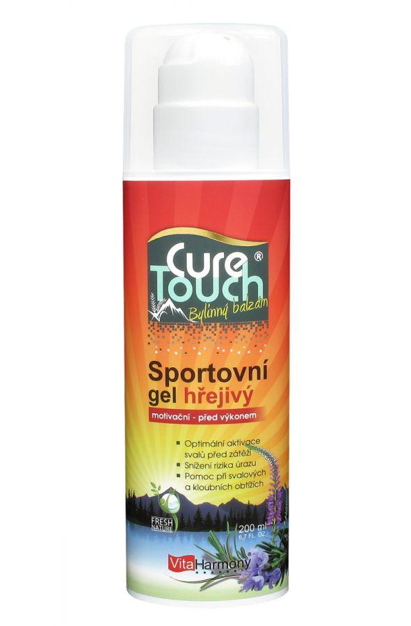 VitaHarmony Sportovní gel hřejivý 200 ml
