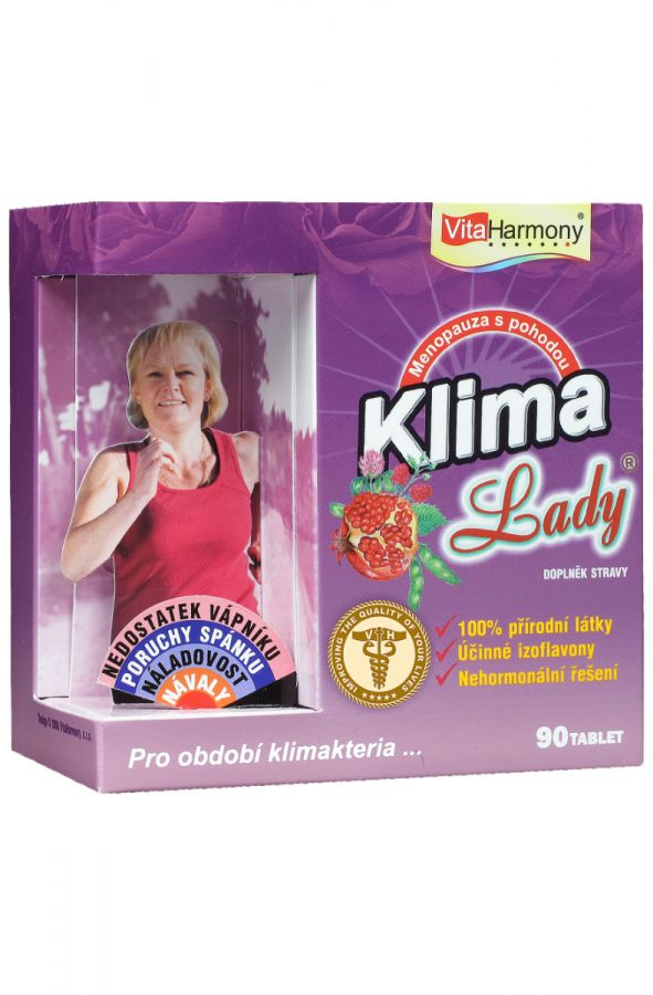 VitaHarrmony KlimaLady 90 tablet