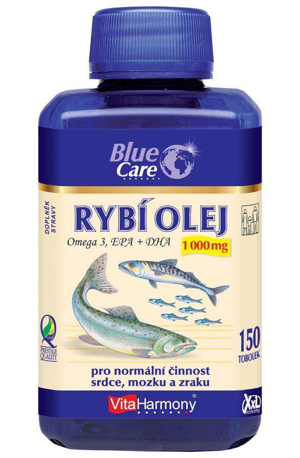 Rybí olej - 150 tobolek