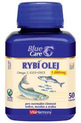 Vitaharmony Fisch Öl ─ 50 Kapseln