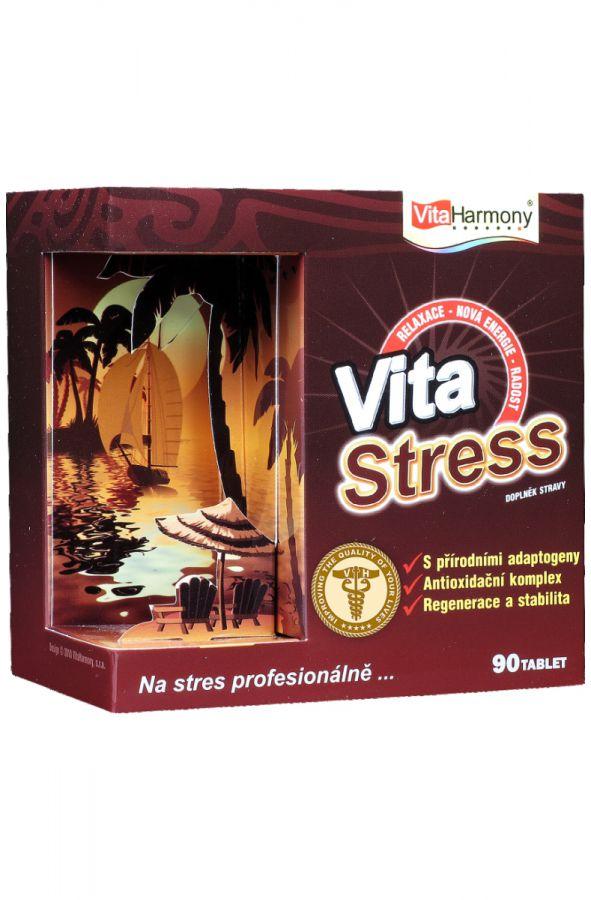 VitaHarmony VitaStress 90 tablet