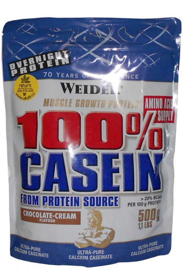 Weider 100% Casein 500 g