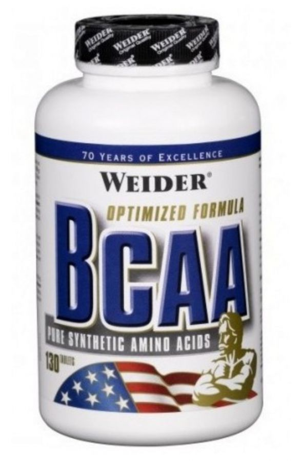 Weider BCAA All free form 130 tablet