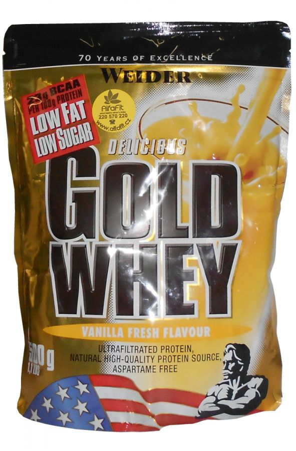 Weider GOLD Whey 500 g sáček