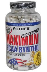 Weider Maximum BCAA Syntho + PTK 240 kapslí