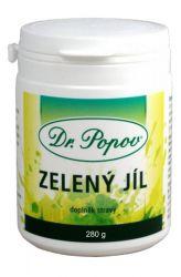 Dr. Popov Green Clay 280 g