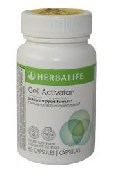 Herbalife Cell Activator 60 Kapseln ─ USA import