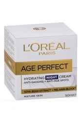 L'Oréal Paris Age Perfect Noční hydratační péče 50 ml