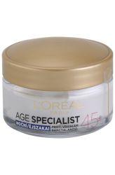 L'Oréal Paris Age Specialist noční krém 45+ proti vráskám 50 ml