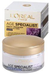 L'Oréal Paris Age Specialist 55+ Night Anti-Wrinkle Cream 50 ml