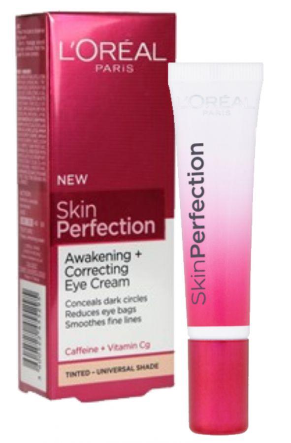 L'Oréal Paris Skin Perfection korektivní oční krém 15 ml