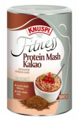 PROM─IN Knuspi Fitness Protein Mash 500 g ─ Geschmack Kakao