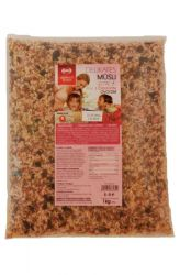 Semix Delikates müsli with red fruits 1000 g