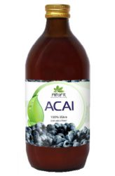 AlfaFit BIO Acai 100% Püree 500 ml