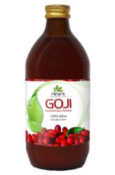Allnature SonnenMacht Goji 100% 500ml