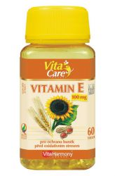 VitaHarmony Vitamin E ─ 100 mg ─ 60 tobolek