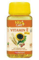VitaHarmony Vitamin E ─ 100 mg ─ 60 Kapseln